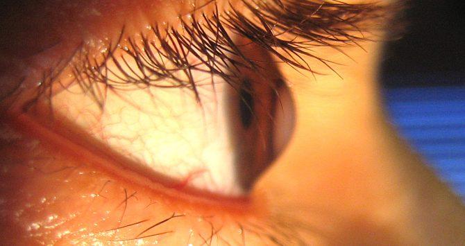 Ponteiro de raio laser seguro para olhos