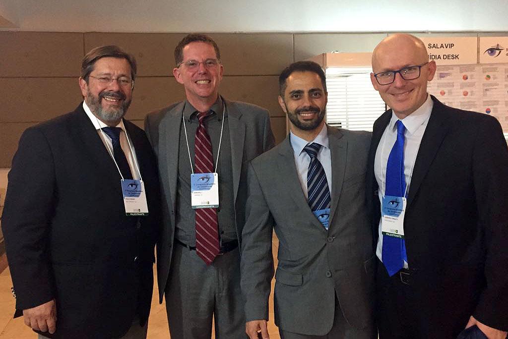 Dr. Paulo Ferrara, Dr.Armando Signorelli Jr., Dr. Guilherme Ferrara, Dr. Leonardo Torquetti