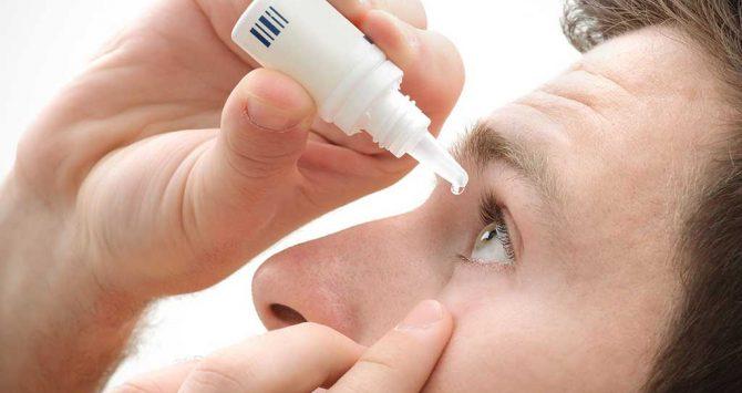 Uso indiscriminado de colírios pode causar doenças oculares severas