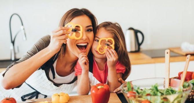 Comer bem ajuda a enxergar bem?