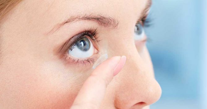 7 Cuidados para quem usa Lentes de Contato