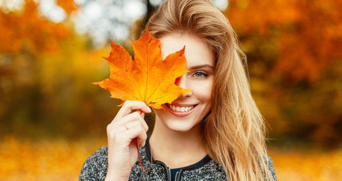 O perigo do outono para a saúde dos olhos