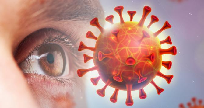 Olho seco e dor podem indicar contaminação pelo coronavírus